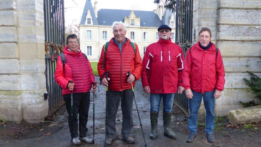 Monique, Guy, René et Gérard.P